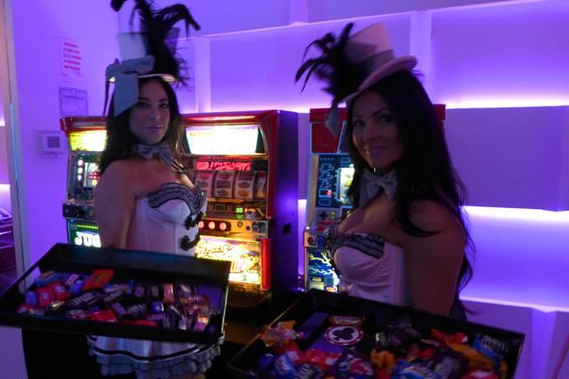 Casino NIght Candy Girls