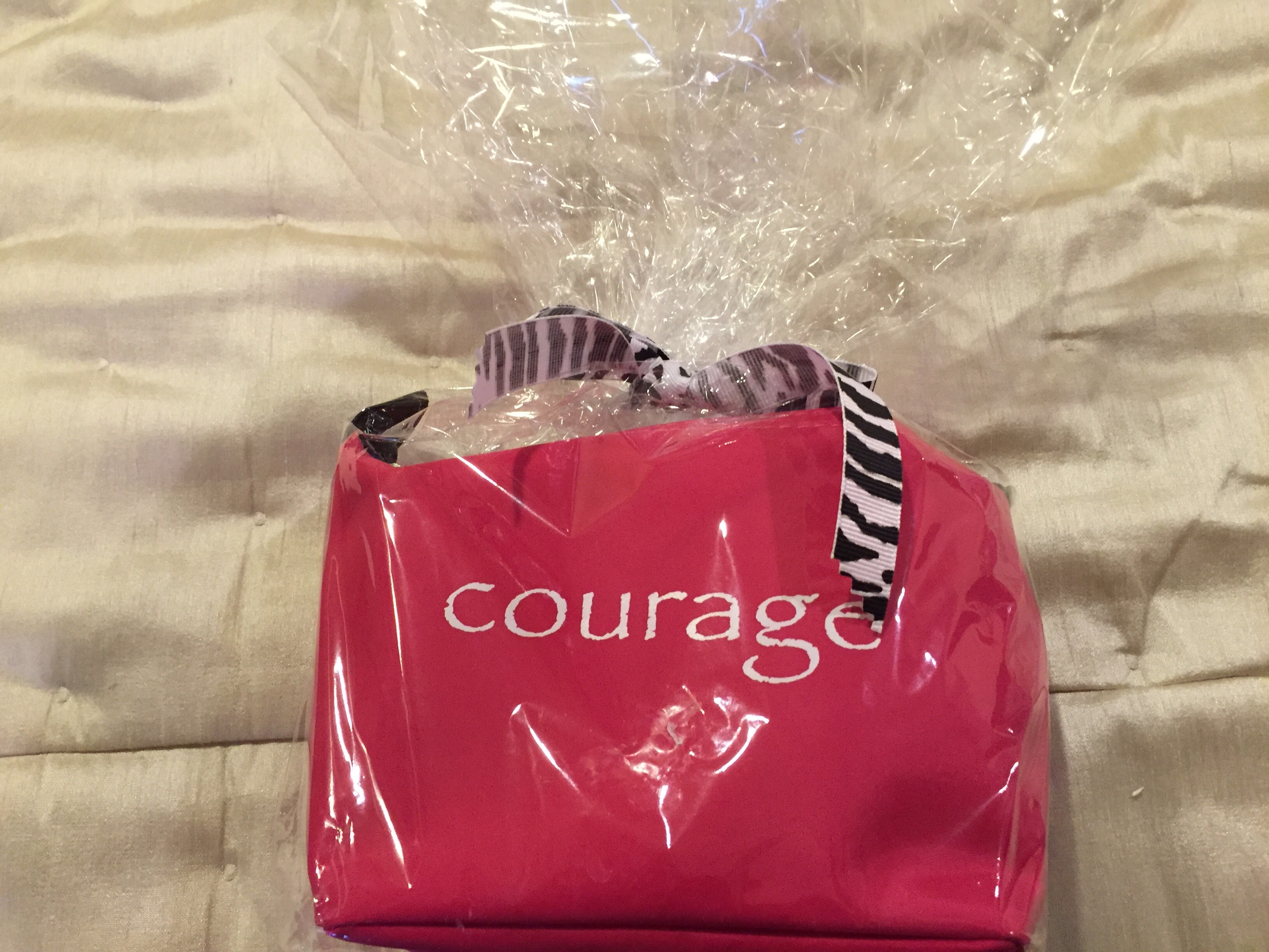 courage giveaway