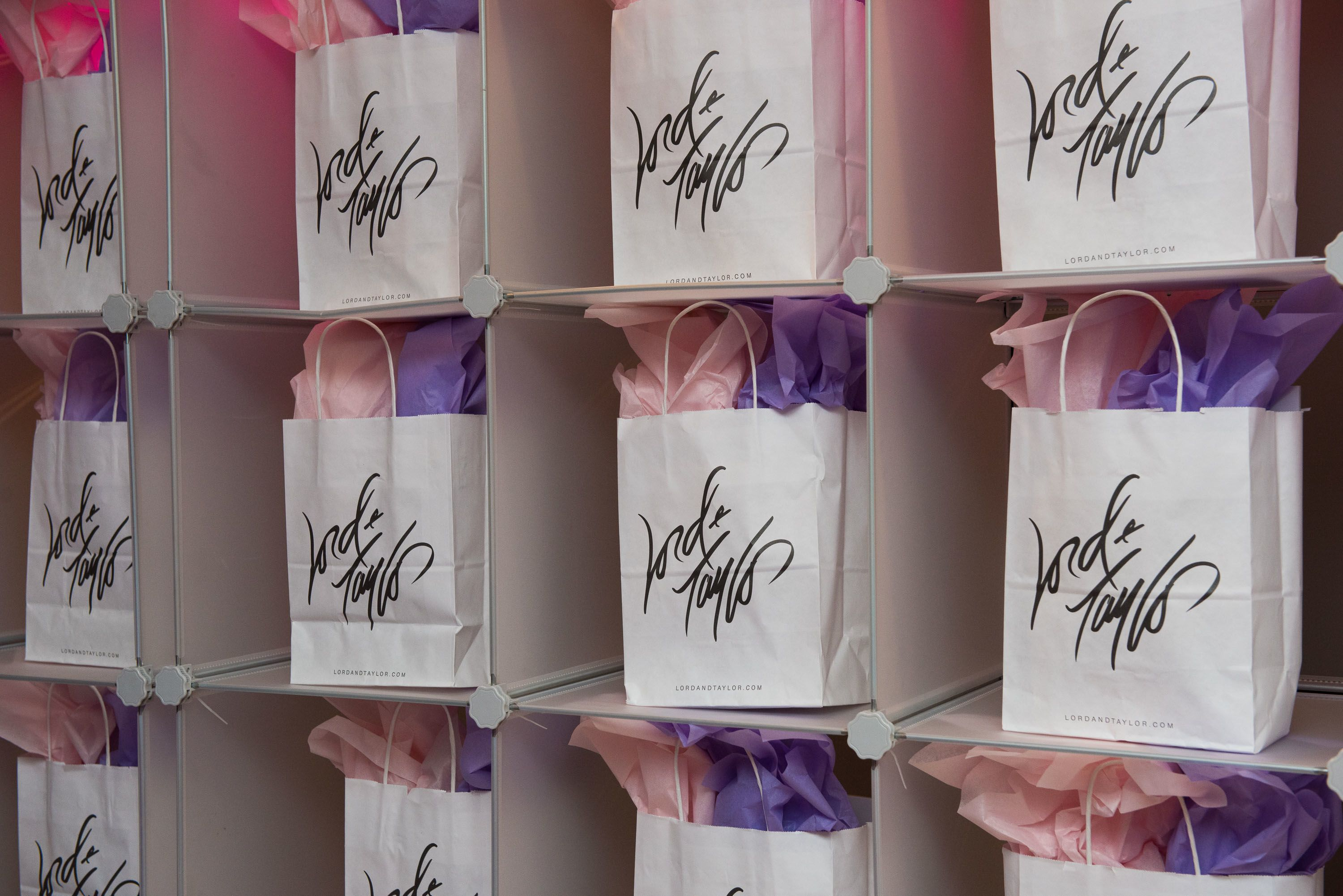 Lord & Taylor Goody Bags