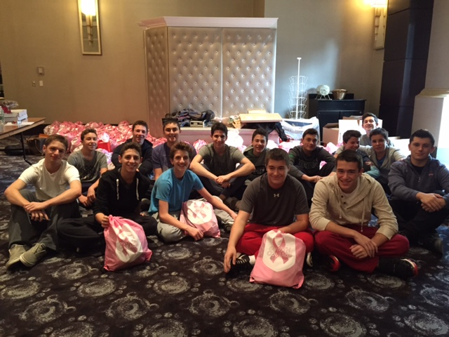 goody bags stuffing